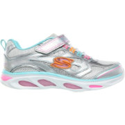 Skechers Kids' Preschool S Lights Blissful Running Shoes