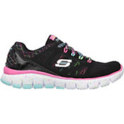 Skechers Kids' Grade School S Flex Fashion Play Running Shoes