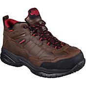Skechers Men's Gilbe Waterproof Composite Toe EH Work Boots