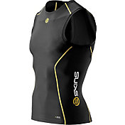 SKINS Men's A200 Compression Sleeveless Shirt