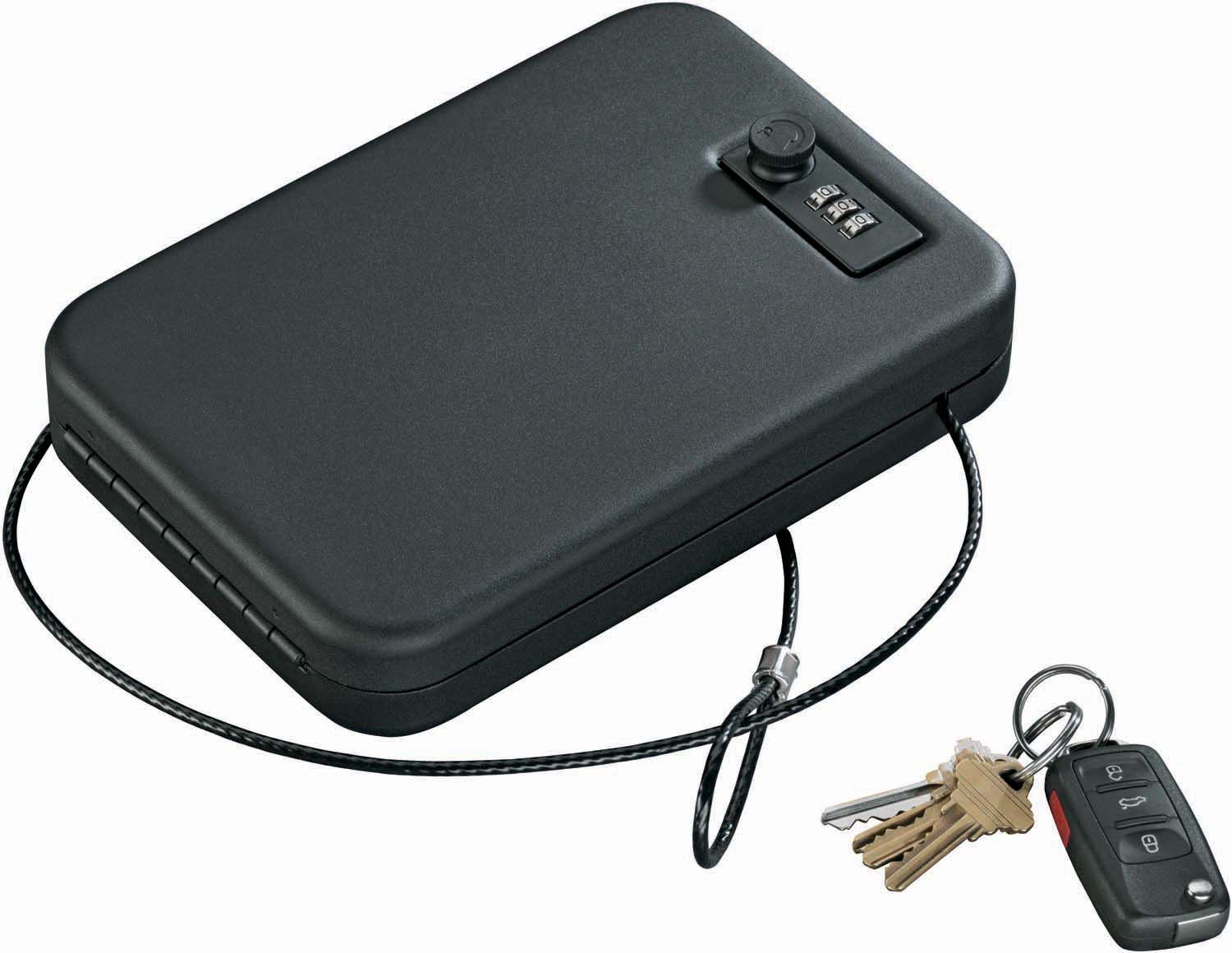 Product Image · Stack On Portable Safe With Combination Lock