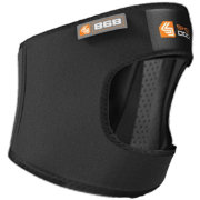 Shock Doctor Open Patella Dual Strap Knee Wrap