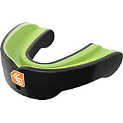 Shock Doctor Adult Gel Nano Flavor Fusion Convertible Slim Fit Mouthguard
