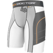 Shock Doctor Ultra Double Compression Sliding Shorts