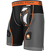 Shock Doctor Senior Ultra Hybrid Hockey Shorts