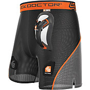 Shock Doctor Senior Ultra Loose Hockey Short w/ Cup
