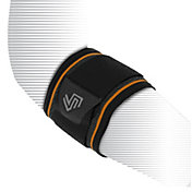 Shock Doctor Compression Knit Tennis/Golf Elbow Sleeve w/ Gel Support and Strap