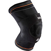 Shock Doctor Ultra Knit Knee Support with Dual Wrap