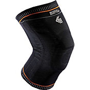 Shock Doctor Ultra Knit Knee Sleeve with Gel Support