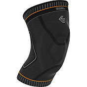 Shock Doctor Ultra Knit Knee Strap with Full Patella Gel Support