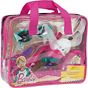 Shakespeare Youth Barbie Spincast Combo Purse Fishing Kit