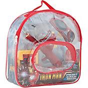 Shakespeare Youth Iron Man Backpack Telescopic Spincast Combo Kit