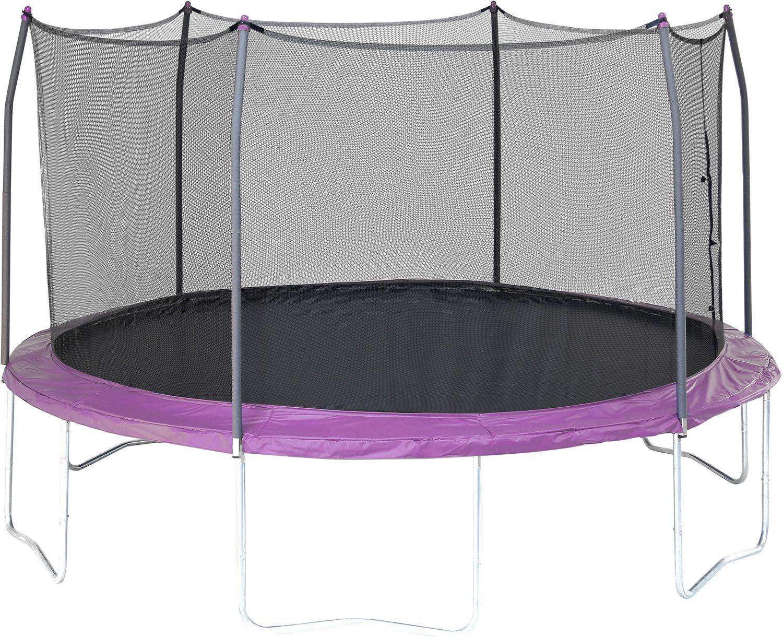 Skywalker Trampolines 15 Round Trampoline With Enclosure