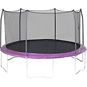Skywalker Trampolines 15' Round Trampoline with Enclosure