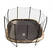 Skywalker Trampolines 14' Square Camo Trampoline with Enclosure