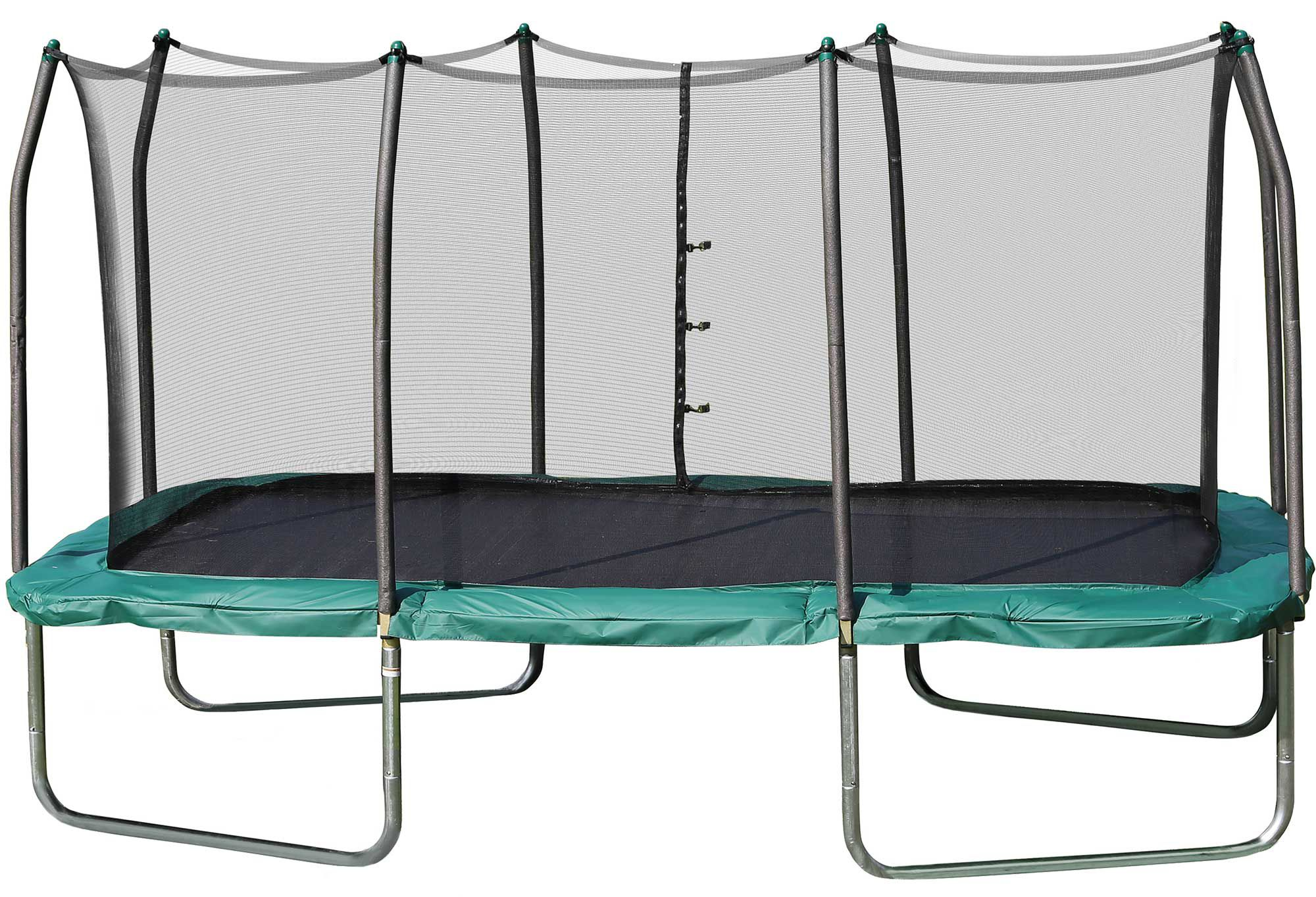 jump zone trampoline enclosure net instructions