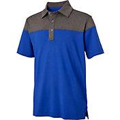 Slazenger Boys' Colorblock Golf Polo