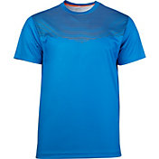 Slazenger Men's Advantage Chevron Tennis Crew Shirt