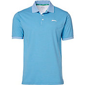 Slazenger Men's Contender Cuffed Colorblock Golf Polo