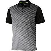 Slazenger Men's Pixel Print Golf Polo