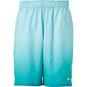 Slazenger Men's Printed Ombre 9'' Tennis Shorts