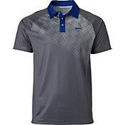 Slazenger Men's Engineered Ombre Tennis Polo