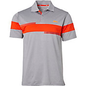 Slazenger Men's Ashen Colorblock Golf Polo