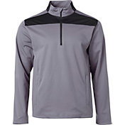 Slazenger Men's Tech Quarter-Zip Golf Pullover