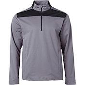 Slazenger Men's Tech Quarter-Zip Golf Pullover
