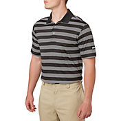 Slazenger Men's Tech Stripe Golf Polo