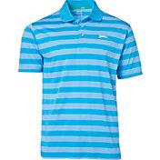 Slazenger Men's Tech Stripe Golf Polo