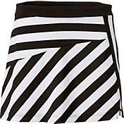 Slazenger Women's Ignite Collection Asymmetrical Stripe Knit Golf Skort