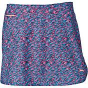 Slazenger Women's Luminescent Collection Space Dye Knit Golf Skort