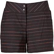 Slazenger Women's Luminescent Collection Space Dye Stripe Golf Shorts