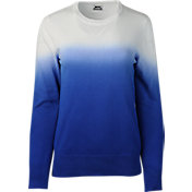 Slazenger Women's Lightning Dip Dye Golf Sweater