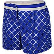 Slazenger Women's Lightning Diamond Print Golf Shorts