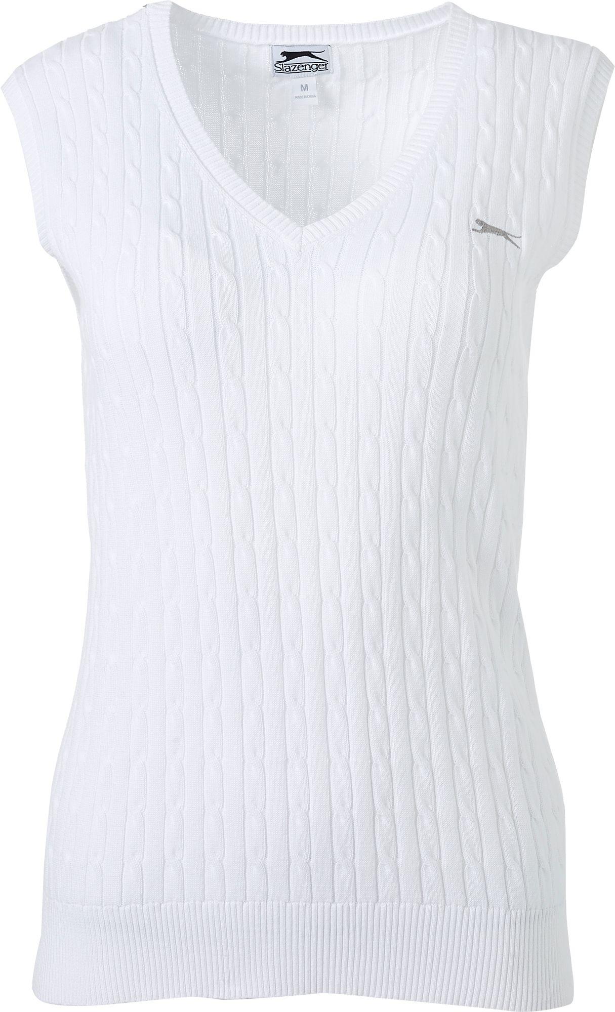 Slazenger Women's Tennis Sweater Vest   DICK'S Sporting Goods