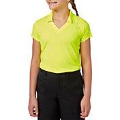 Slazenger Girls' Solid Golf Polo