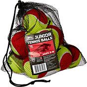 Slazenger Youth Stage 3 Tennis Balls – 12 Pack