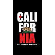Sola California Flag Beach Towel