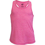Soffe Girls' Performance Racerback Tank Top