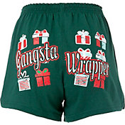 Soffe Women's Graphic Holiday Cheer Shorts