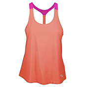 Soffe Juniors' Drape Back Tank Top