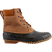 SOREL Men's Cheyanne Lace Full Grain Waterproof 200g Winter Boots
