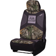 Realtree Low Back Camouflage Seat Cover