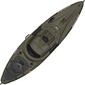Sun Dolphin Excursion 10 SS Angler Kayak