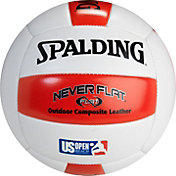 Spalding King of the Beach NEVER FLAT Volleyball