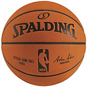 "Spalding NBA Official Game Basketball (29.5"")"
