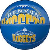 Spalding Denver Nuggets Full-Sized Court Side Basketball