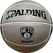 Spalding Brooklyn Nets Mini Basketball